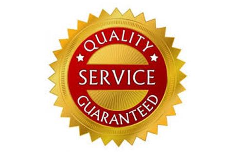 Services Guaranteed